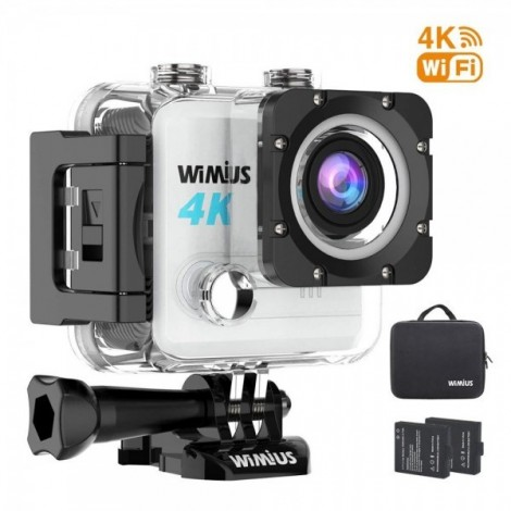 Action camera Wimius L1 ULTRA HD 4K, 20 MP, WI-fi