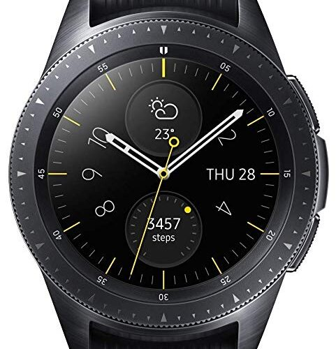 Samsung Galaxy Watch Active 2 (R820 44mm Stainless Steel Case) Black