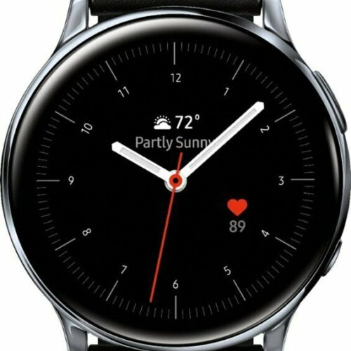 Samsung Galaxy Watch Active 2 (R830 40mm Stainless Steel Case) Silver
