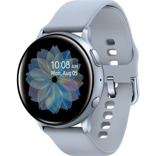 Samsung Galaxy Watch Active 2 (R830 40mm Aluminum Case) Silver