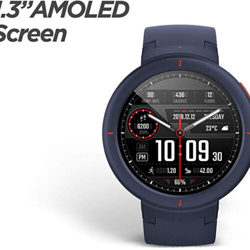Xiaomi Amazfit Verge Smart Watch A1811 Blue